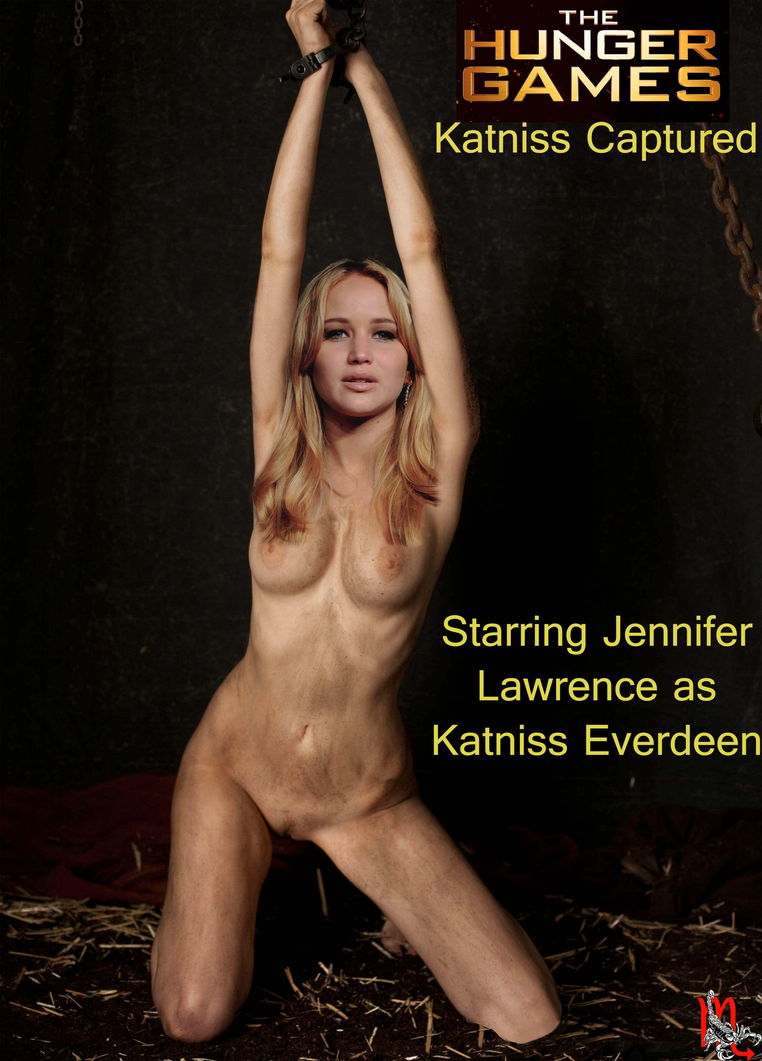 Порно фото голодные игры