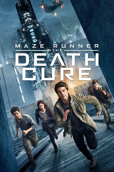 Бегущий в лабиринте: Лекарство от смерти / Maze Runner: The Death Cure (2018) BDRip [720p] ATV