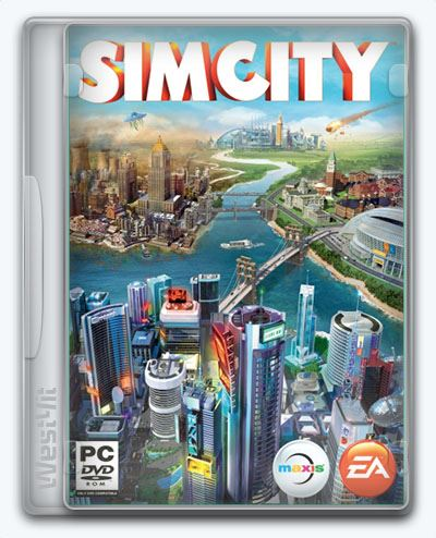 SimCity (2014) [Ru/En] (10.3.4/dlc) Repack xatab [Complete Edition]
