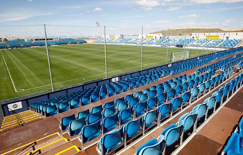 Real Madrid Castilla - Racing Club Ferrol S.A.D. 3:0