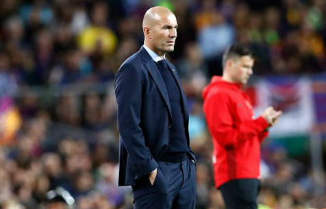 """Зидан: """"Дебют Люки? Это просто еще один игрок """"Мадрида"""""""