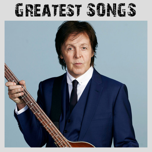 Paul Mccartney - Greatest Songs (2018)