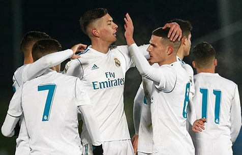 Real Valladolid B - Real Madrid Castilla 1:2