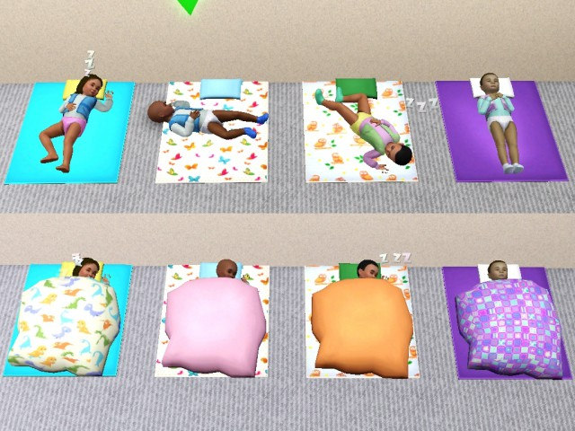 Napping Mat by Arsil