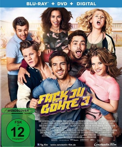 Зачётный препод 3 / Fack ju Göhte 3 (Бора Дагтекин / Bora Dagtekin) [2017, Германия, комедия, BDRip] Dub (iTunes) + Sub (Eng) + Original Ger
