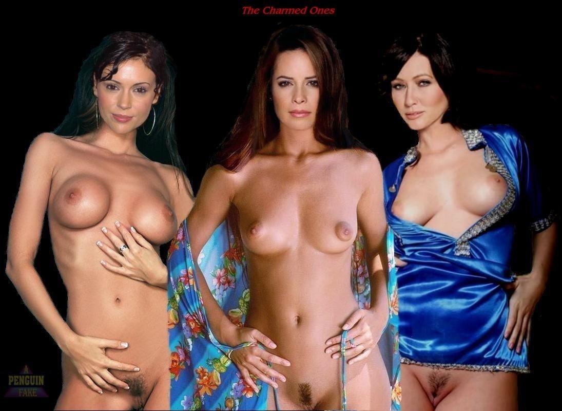 Порно фото голых зачарованных