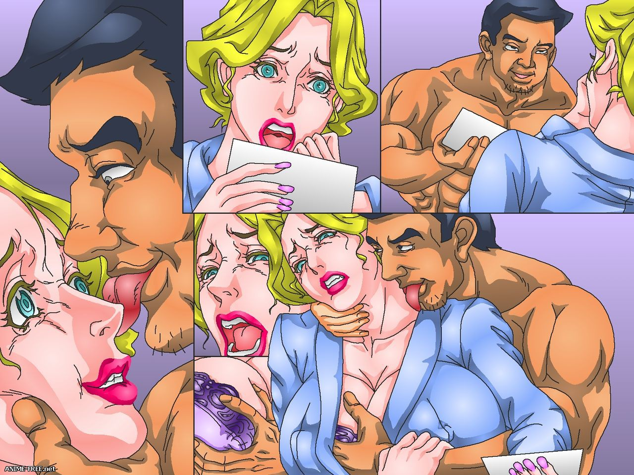 (Interracial Comix) Novelties from John Persons, Pegasus, Smudge, Sam 7 [Uncen] [ENG] Porno Comics