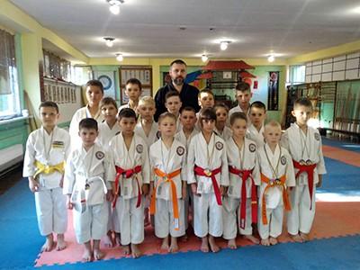 Чемпионат и Первенство Украины по каратэ