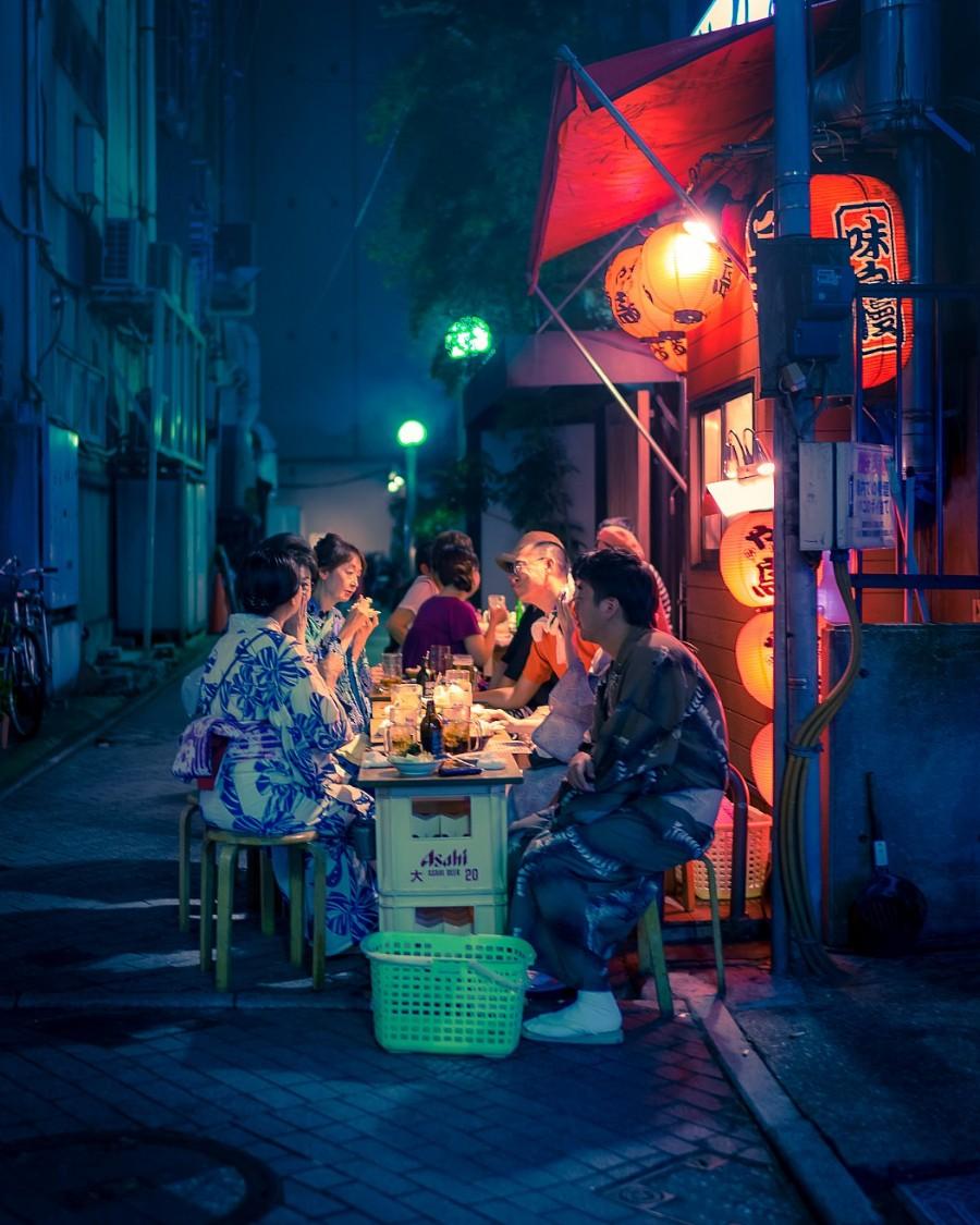 Японские переулки