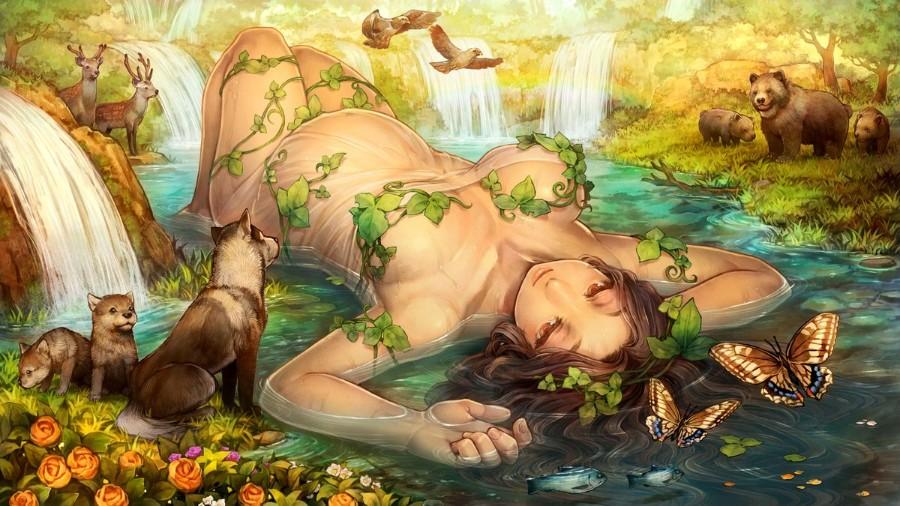 Мать природа