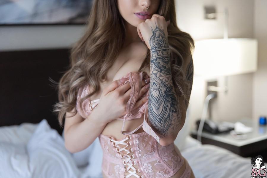 Татуированная