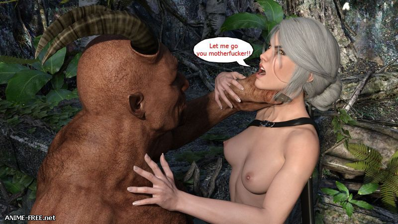 3DMidnight - The Traveller (Part.1-3) [Uncen] [3DCG] [ENG] Porn Comics