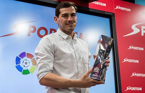 """Касильяс: """"Я обязательно вернусь в """"Мадрид"""""""