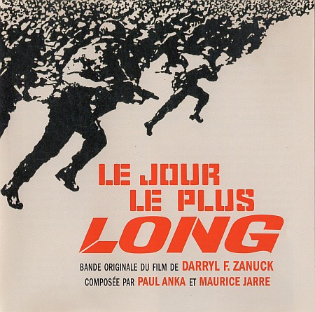(Score) Самый длинный день / The Longest Day (Le Jour le plus long) (by Paul Anka, Maurice Jarre) - 2013 (1962), FLAC (tracks+.cue), lossless