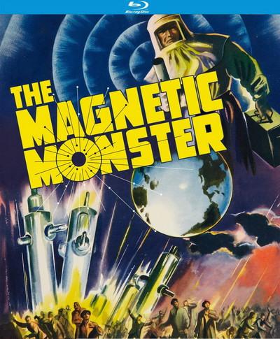 Магнитный монстр / The Magnetic Monster (1953) BDRemux [H.264/1080p] [VO]
