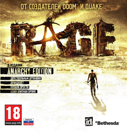 Rage: Anarchy Edition (2011) PC | RiP