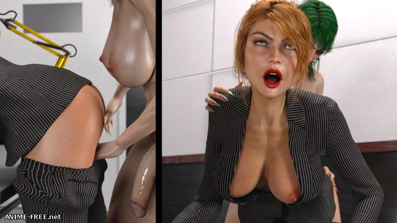 Nonsane (Collection) - Сборник порно комиксов [Uncen] [3DCG] [ENG] Porn Comics
