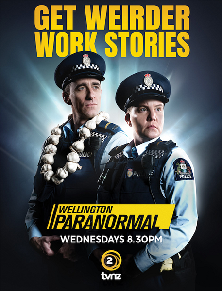 Паранормальный Веллингтон / Paranormal Unit / Wellington Paranormal [01х01-03 из 06] (2018) HDTVRip 720p | Ozz