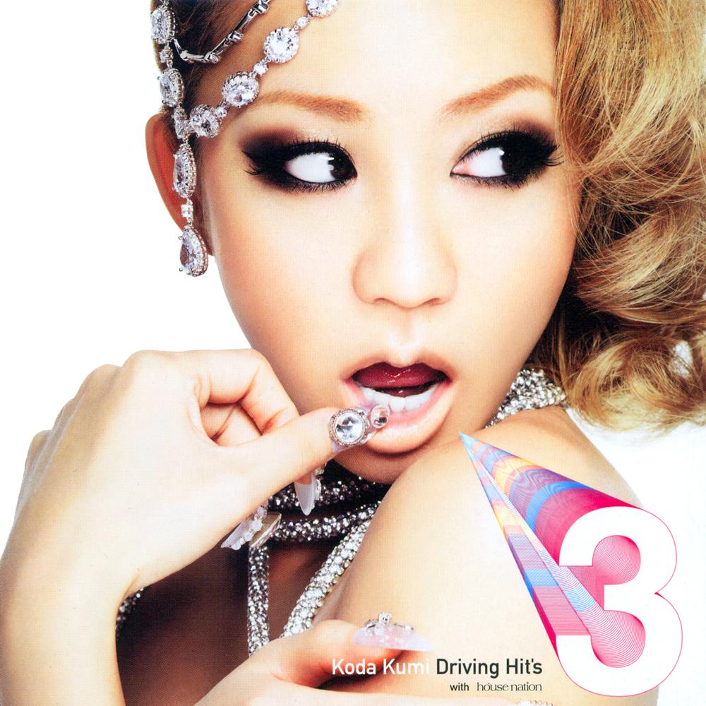 20180715.0506.4 Koda Kumi - Driving Hit's 3 (FLAC) cover.jpg