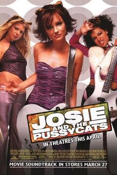 Джози и кошечки / Josie and the Pussycats (2001) WEB-DL 1080p