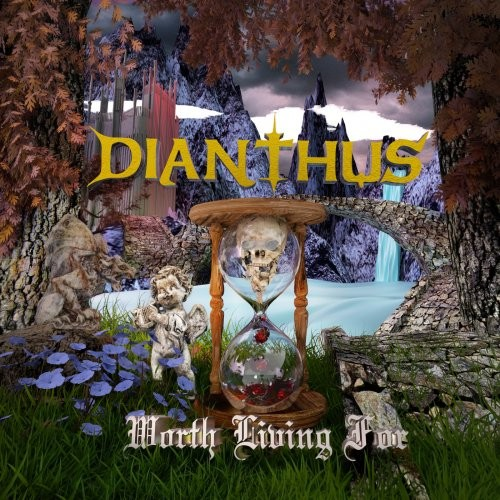(Melodic Metal (female vocal)) Dianthus - Worth Living For - 2018, MP3, 320 kbps