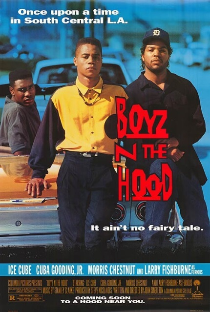 Ребята с улицы / Boyz n the Hood (1991) AC3 5.1 [hand made]