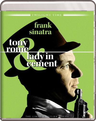 Тони Роум / Tony Rome (1967) BDRemux [H.264/1080p]