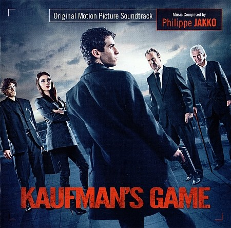 (Score) Игра Кауфмана / Kaufman's Game (by Philippe Jakko) - 2018 (2017), FLAC (tracks+.cue), lossless