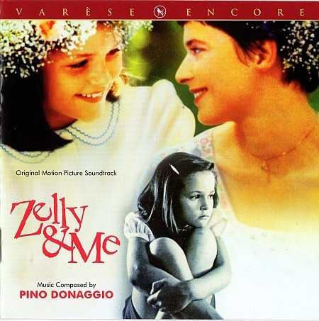 (Score) Зелли и я / Zelly And Me (by Pino Donaggio) - 2016 (1988), FLAC (tracks+.cue), lossless