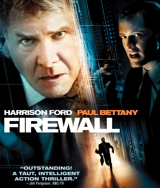 Огненная стена / Firewall (2006) WEB-DLRip [H.264/720p] [Open Matte]