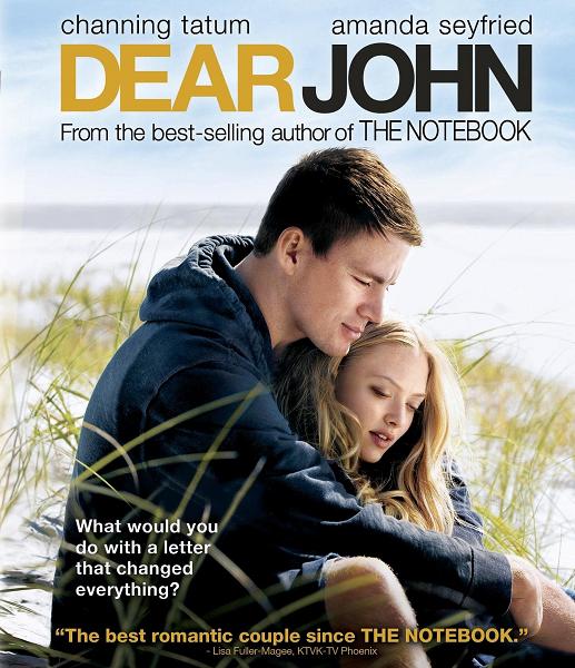 Дорогой Джон / Dear John (2010) WEB-DL 1080p   D   Open Matte