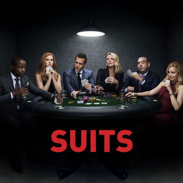 Форс-мажоры / Suits (2018) WEB-DLRip | NewStudio