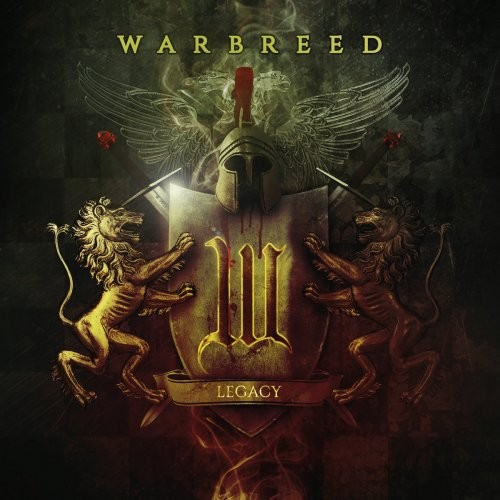 (Melodic Death Metal) Warbreed - Legacy - 2018, MP3, 320 kbps