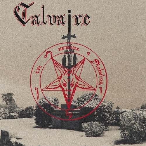 (Progressive Black/Death Metal) Calvaire - In Nomine Diabolus - 2018, MP3, 320 kbps
