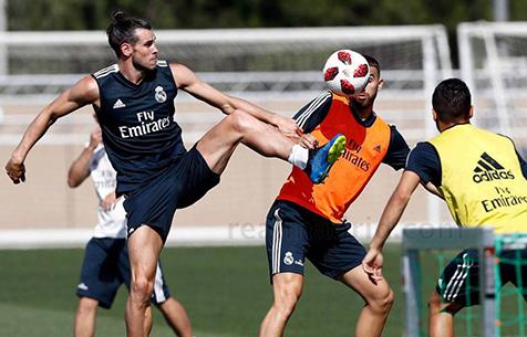 """Бэйл - новый лидер """"Мадрида""""?"""
