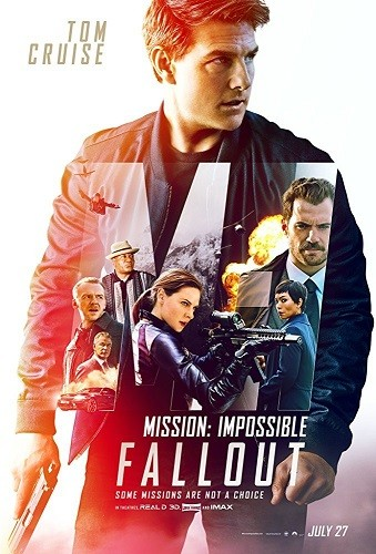 Mission Impossible Fallout 2018 HDCAM XViD AC3-ETRG