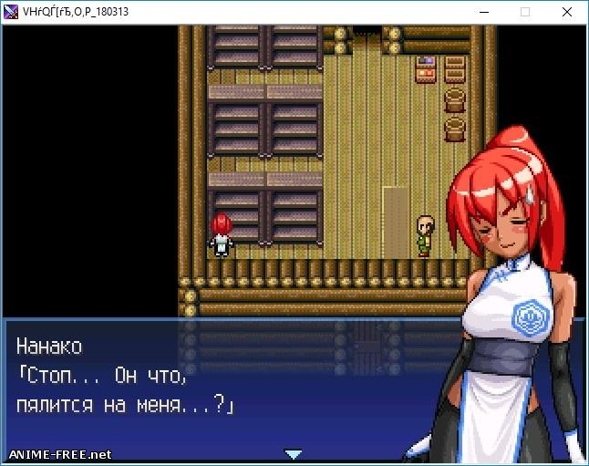VH! Violated Heroine / Оскверненная героиня [2012] [Uncen] [jRPG] [ENG,JAP,RUS] H-Game