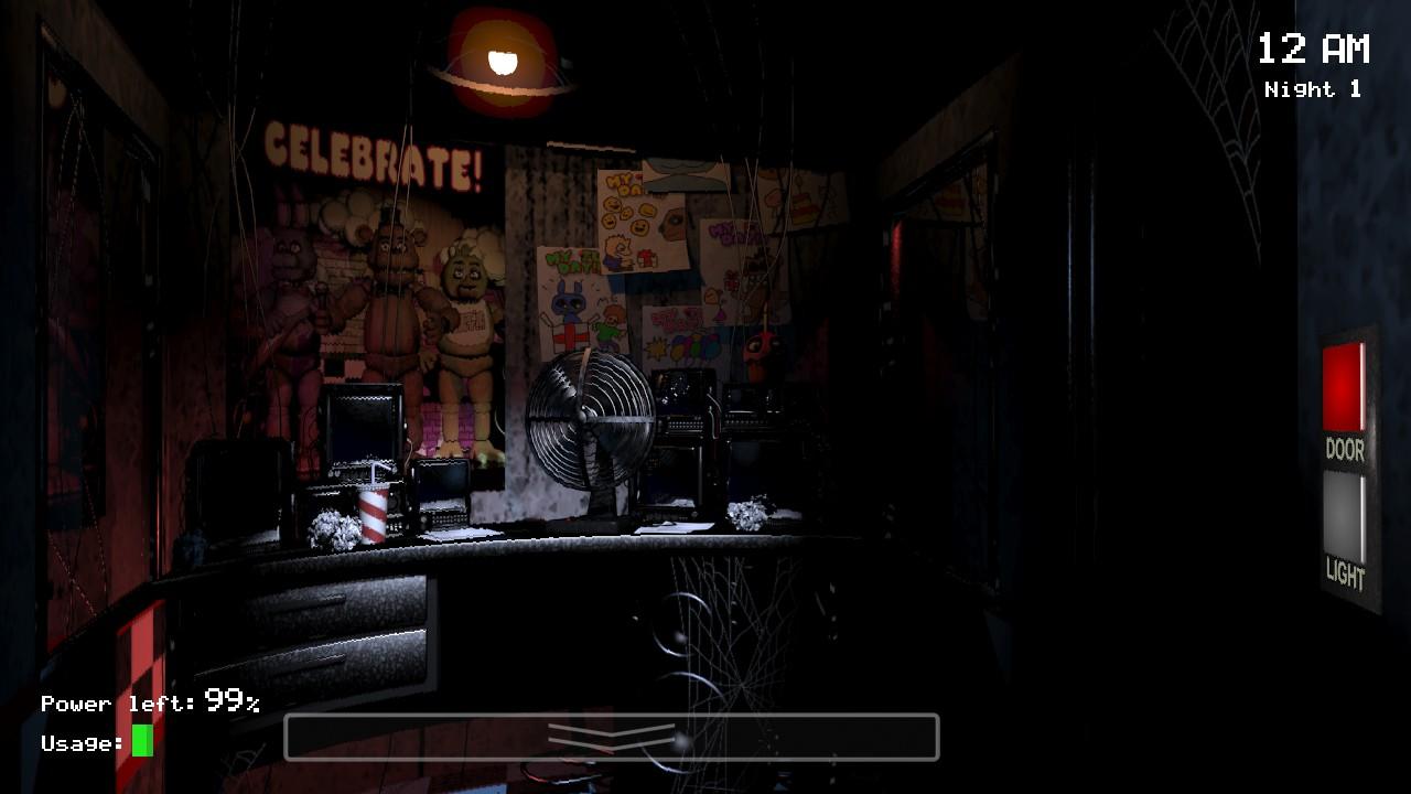 Five Nights at Freddy's (2014/PC/Русский), Лицензия