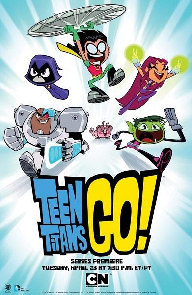 Юные Титаны, вперед!  / Teen Titans Go! [05x01-04 из 28] (2018) WEBRip | ColdFilm