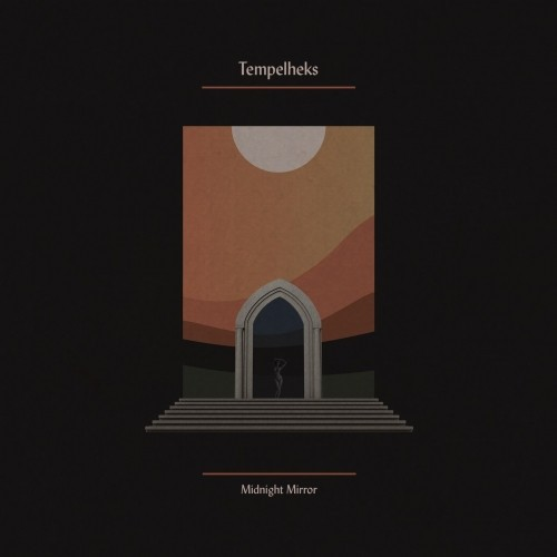 (Occult Heavy Rock) Tempelheks - Midnight Mirror - 2018, MP3, 320 kbps