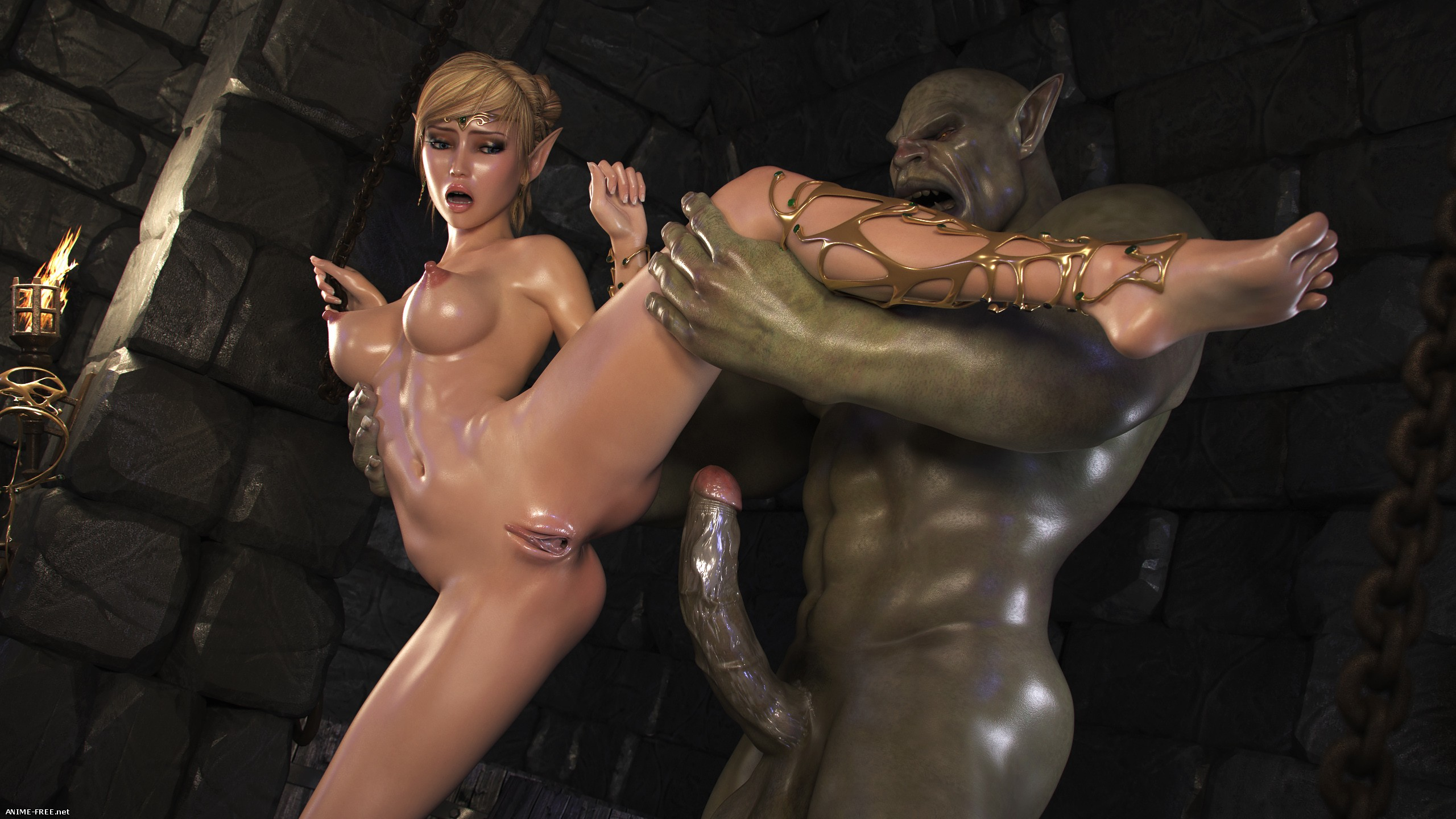 Dungeon Origins 3 [3DCG] [Uncen] [ENG] Porn Comics