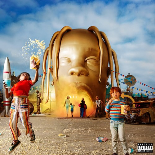 Travis Scott - ASTROWORLD (2018)