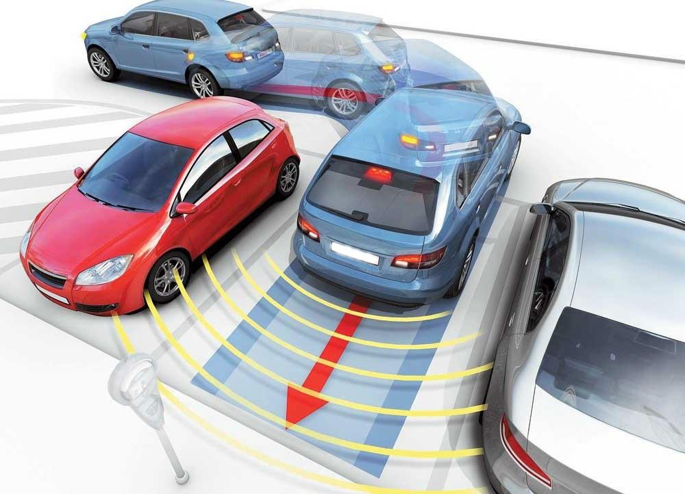 Автомобильные парковочные системы: виды и характеристики