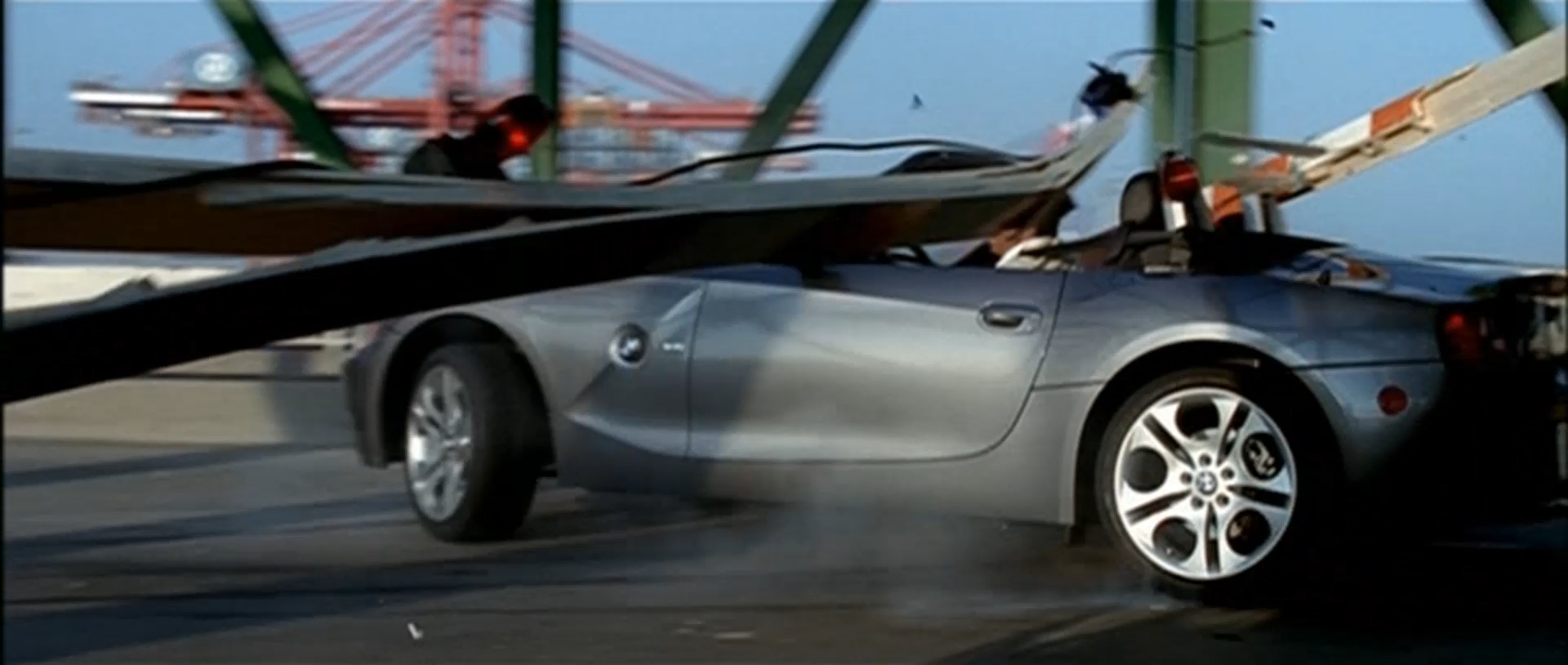 BMW напрокат / The Hire (2001-2016/WEBRip) 1080p, L1