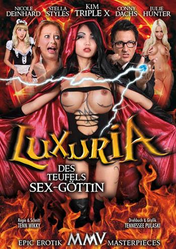 Luxuria: Des Teufels Sex-Göttin (Tenn Wikky / MMV) [2013, Deutsch, Sex Allgemein, Spielfilme, WEB-DL] Nicole Deinhard, Stella Stylez, Kim Triple X, Conny Dachs, Julie Hunter