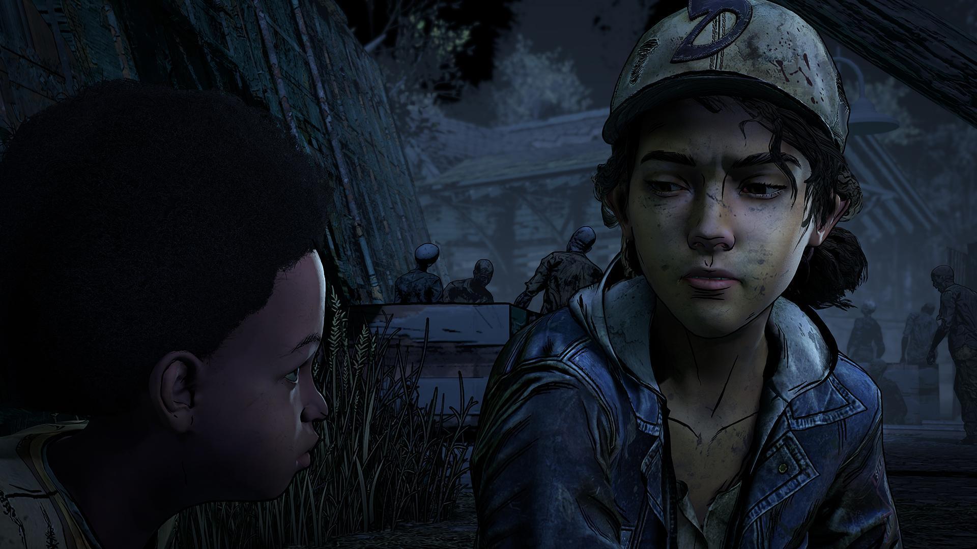 The Walking Dead: The Final Season - Episode 1 (2018/PC/Русский), RePack от xatab