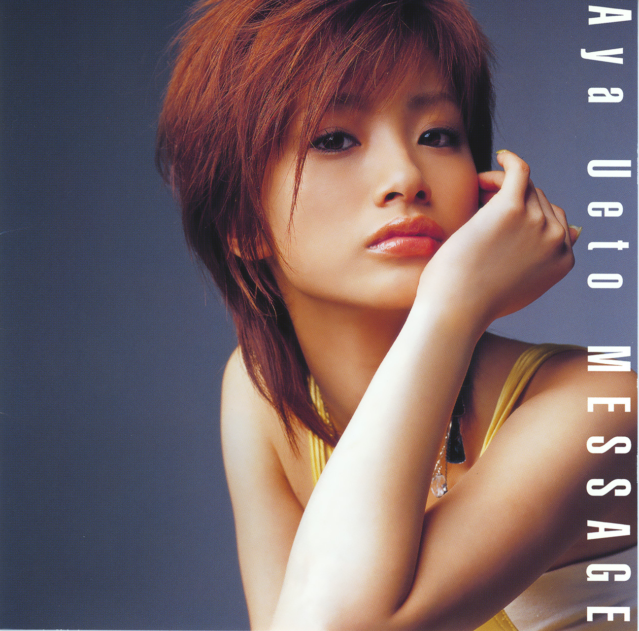 20180826.2135.01 Aya Ueto - Message (2004) (FLAC) cover.jpg