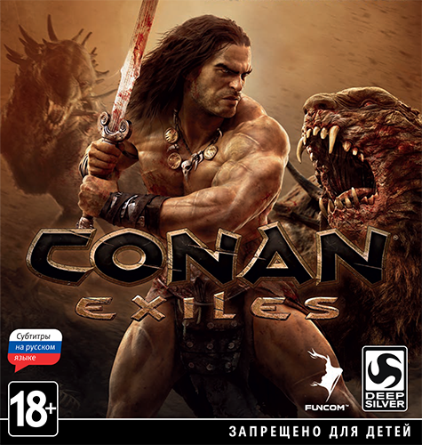 Conan Exiles [build 104617 + DLCs] (2018) PC | Repack