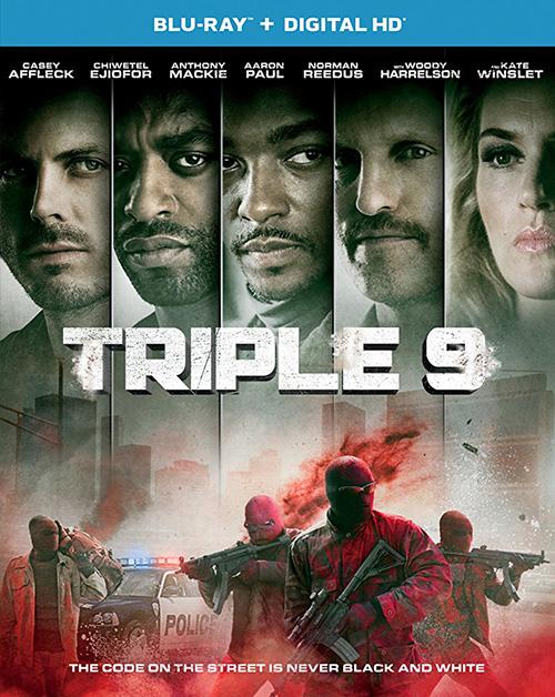 Три девятки / Triple 9 (2016) BDRip 1080p от TeamHD | D, P, A