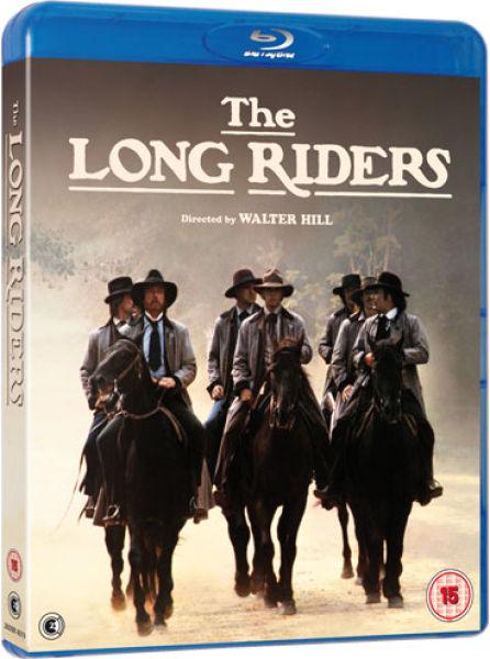 Скачущие издалека / The Long Riders (1980) BDRip [H.265/1080p-LQ] [10-bit] [PR]